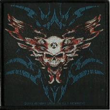 Alchemy - Magistian Spectre Patch 10cm x 10cm