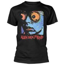 Alien Sex Fiend - Acid Bath T Shirt