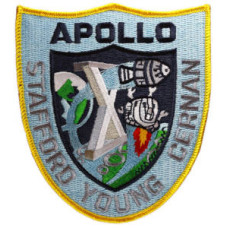 Apollo 10 Embroidered Patch