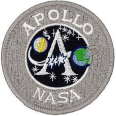 Apollo Program Embroidered Patch