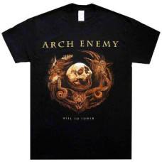 Arch Enemy - Will To Power T Shirt