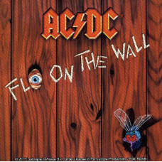 AC/DC - Fly On The Wall Patch 10cm x 10cm