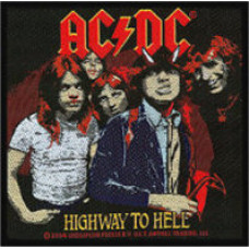 AC/DC - Highway to Hell Official Patch 10cm x 10cm