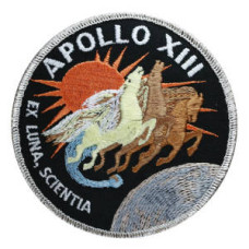 Apollo 13 Embroidered Patch