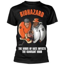 Biohazard - The Virus of Hate T Shirt