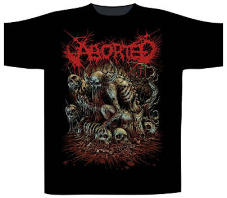 Aborted - God Machine T Shirt