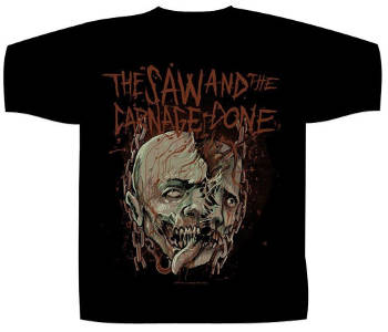 Aborted T shirt