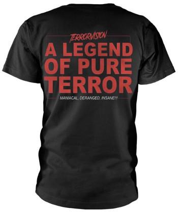 Aborted - Terrorvision T Shirt