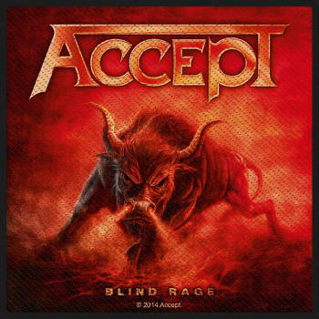 Accept - Blind Rage Patch