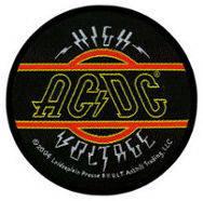 AC/DC - High Voltage Australia EST 1973 Patch