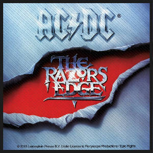 AC/DC - Razors Edge Patch