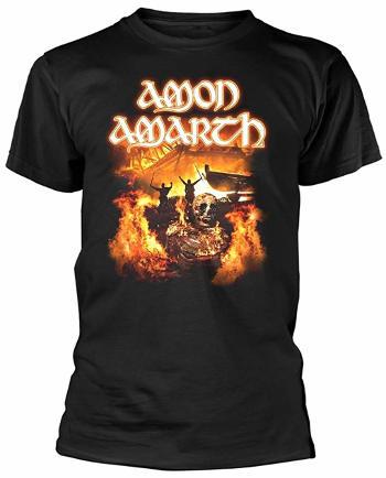 Amon Amarth - Death In Fire T Shirt