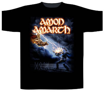 Amon Amarth Deceiver of the Gods T Shirt