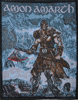 Amon Amarth - Joms Viking Patch