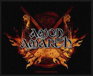 Amon Amarth Viking Horde Patch