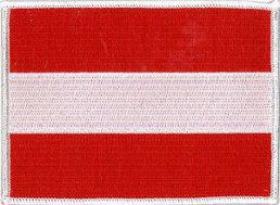 Austria Patch 12cm x 9cm