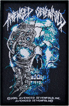 Avenged Sevenfold - Biomechanical Patch