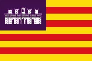 Balearic Islands Flag