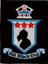 BB Blackdog Patch