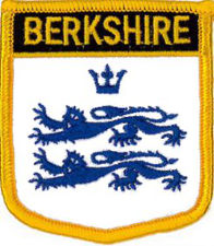 Berkshire Embroidered Patch