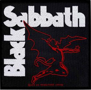 Black Sabbath - Creature Patch