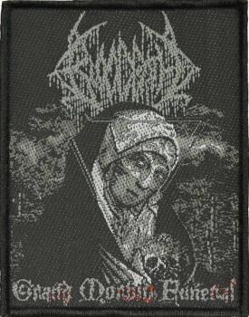 Black Veil Brides -  Devil Patch 10cm x 10cm