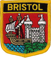 Bristol (City of) Embroidered Patch
