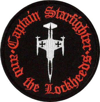 Capt Starfighter and the Lockheeds Patch