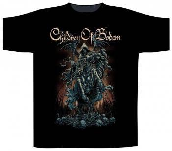 Children of Bodom - Horseman T Shirt