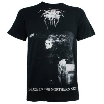 Darkthrone - A Blaze In The Northern Sky - Tshirt