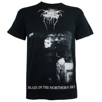 Darkthrone - A Blaze In The Northern Sky - Tshirt