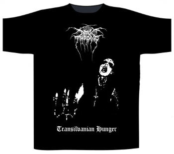 Darkthrone - Transylvanian Hunger - Tshirt