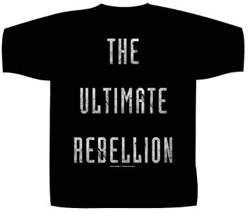 Dark Tranquility - The Ultimate Rebellion T Shirt