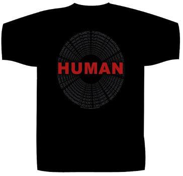 Death - Human T Shirt