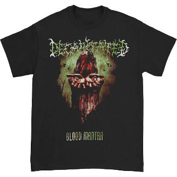 Decapitated - Blood Mantra T Shirt