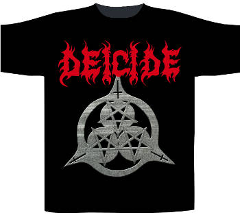 Deicide - Once Upon The Cross T Shirt