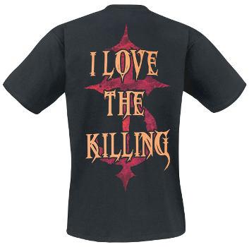 Devil Driver - Warrior T Shirt