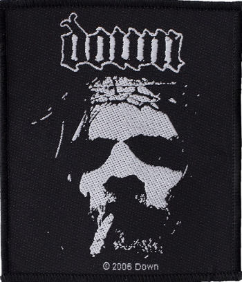 Down - Logo/Face Patch