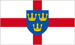 East Anglia County Flag