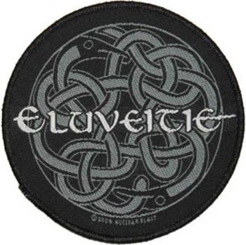 Eluveitie - Celtic Knot Patch 9cm Dia