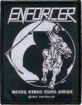 Enforcer - Death Rides Patch