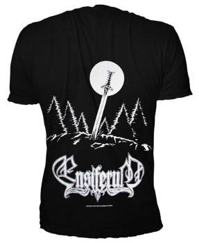 Ensiferum - Sword & Axe T Shirt