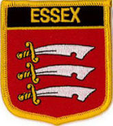 Essex County Embroidered Patch