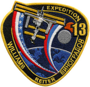 International Space Station - Expedition 13