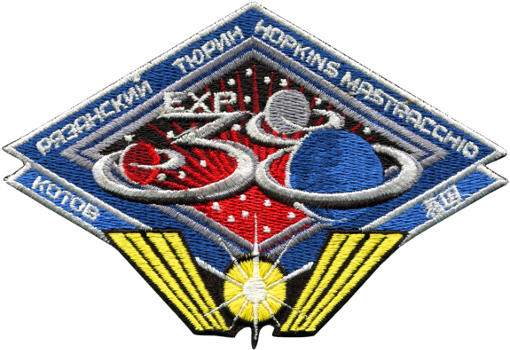International Space Station Expedition 38