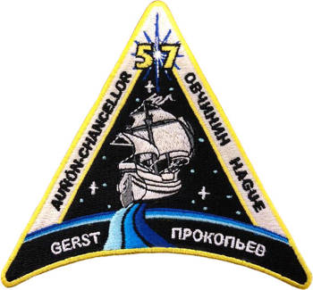 International Space Station - Expedition 57