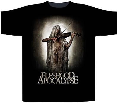Fleshgod Apocalypse - Bloody Violinist T Shirt