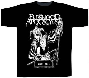 Fleshgod Apocalypse - The Fool T Shirt