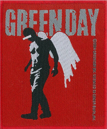 Green Day - Wings Patch
