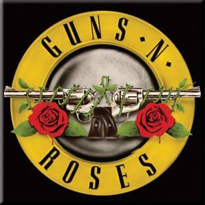 Guns 'N' Roses - Bullet Logo Fridge Magnet